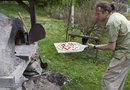 Building a Backyard Oven for Bread