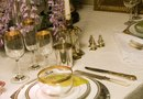 Elegant Table Decorating