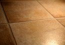 How to Repair Chipped Glazed Floor Tile