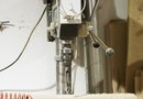 Homemade Drill Press Attachments