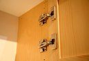 How to Balance a Concealed Cabinet Hinge