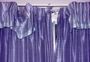 How to Hang Pleated Curtains
