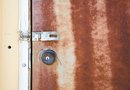 How to Paint a Rusted Garage Door
