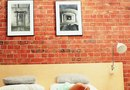 How to Decorate Rooms With Full Brick Walls