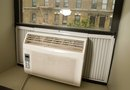 How to Stop Leaking From the Front of a Sears Window Air Conditioner