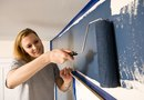 How To Paint Wall Edges Two Different Colors Home Guides