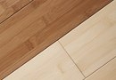 How to Fill Bamboo Floor Joints