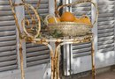 How to Refinish Metal Lawn Chairs