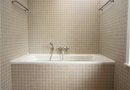 How to Glaze an Old Tiled Bath