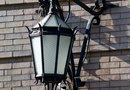 How to Clean Wrought-Iron Exterior Lighting