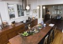 How to Put a Stone Over Laminate Countertops