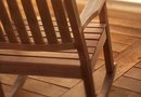 How to Stain Unfinished Rocking Chairs