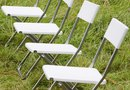 How to Make an Ugly Folding Chair Look Fancy