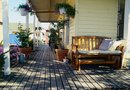 How to Clean Up Dried Deck Stain Drips