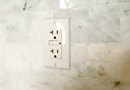 How to Do Outlets on a Faux Brick Wall