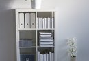 How to Build a Half-Wall/Bookcase Room Divider