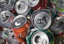 The Recycling of Aluminum Cans Versus Plastic