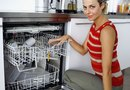 How to Troubleshoot a Sears Kenmore 587 Dishwasher