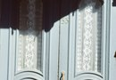 How to Attach Curtains to Fiberglass Doors