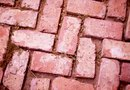 How to Clean a Brick Paver Driveway Set in Sand