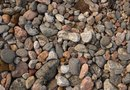 Rocks Versus Straw for Landscaping