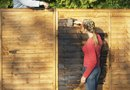 How to Cover an Ugly Backyard Fence