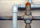 How to Remove an Old Corroded Galvanized Drain Pipe
