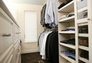 How to Add Wood Shelves to Closet