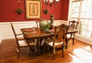 How to Convert a Formal Dining Room to a Family Media Room