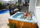 How to Redo Resin on a Hot Tub