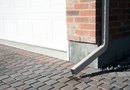 How to Install Brick Molding Around a Garage Door