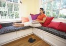 How to Make Window Seat Cushions Without Sewing
