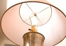 How to Remove a Water Mark on a Lampshade