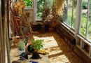 How to Make a Greenhouse on a Screen Porch