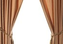 How to Hang a Large Curtain Rod