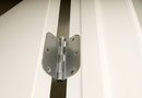 How To Get the Hinges to Lay Flush in a Door Frame