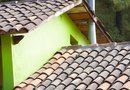 How to Adhere Cement Roof Tiles
