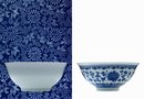 How to Paint a Kitchen in Blue Delft Colors