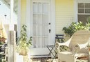 How to Refinish a Wood Porch