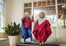 Decorating a Boy's Bedroom in Superhero Themes