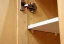 How to Keep Cabinet Doors From Swinging Open Too Far
