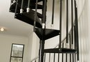 How to Modernize a Wrought-Iron Stair