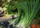 How to Harvest Perennial Bunching Onions