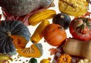 When to Pick Squash From an Outdoor Vegetable Garden