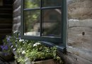 How to Secure a Wrought Iron Window Box to a House