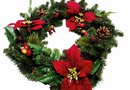 How to Decorate Windows With Wreaths