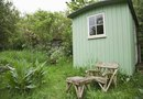 How to Refurbish a Storage Shed