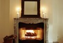 Decorative Wood Trim for a Fireplace Surround
