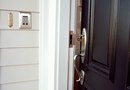 How to Paint a Security Screen Door