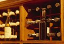 How to Convert a Cabinet Into a Wine Rack and Glass Holder